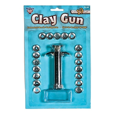 Nicole Clay Gun Clay Gun Set (CLY 045)