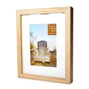 Nielsen Bainbridge Gallery Wood Frames For Canvas 8 In. X 10 In. Natural 5 In. X 7 In. Opening (UTGW07AN)