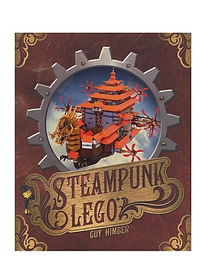 No Starch Press Steampunk Lego Each (9781593275280)