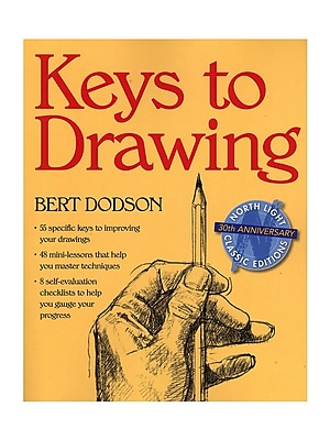 North Light Keys To Drawing Each (9780891343370)