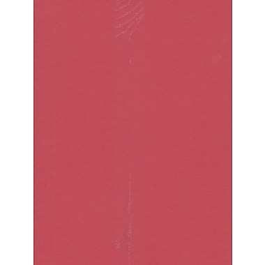 Pacon Sunworks Construction Paper Holiday Red 12 In. X 18 In. [Pack Of 5] (5PK-9907)
