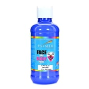 Palmer Face Paint Ultra Blue 8 Oz. [Pack Of 4] (4PK-181008)