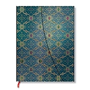 Paperblanks French Ornate Journals Bleu Grande, 8 1/4 In. X 11 3/4 In. 128 Pages, Unlined (9781439729762)