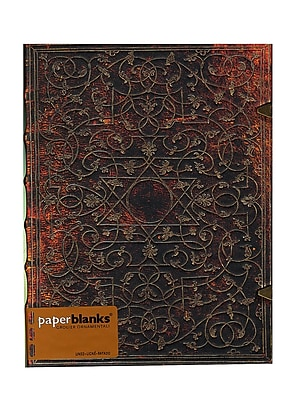 Paperblanks Grolier Ornamentali Journals Ultra 7 In. X 9 In. 144 Pages, Lined (9781439715956)