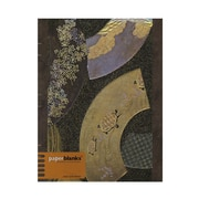 Paperblanks Japanese Lacquer Journals Handstitched Ougi Ultra, 7 In. X 9 In. 128 Pages, Lined (9781439719114)