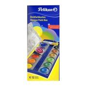 Pelikan Opaque Paint Box 12 Pan Set (720854)