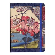 Peter Pauper Small Format Journals Cherry Trees 5 In. X 7 In. 160 Pages [Pack Of 3] (3PK-9781441310378)
