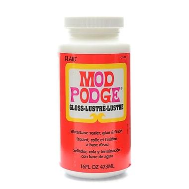 Plaid Mod Podge Medium Formulas Gloss 16 Oz. [Pack Of 2] (2PK-CS11202)