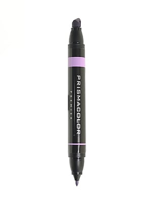 Prismacolor Premier Double-Ended Art Markers Greyed Lavender 147 [Pack Of 6] (6PK-3559)