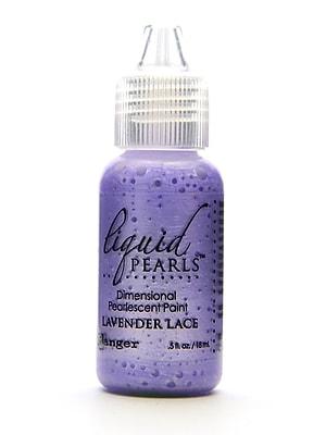Ranger Liquid Pearls Pearlescent Paint Lavender Lace 1/2 Oz. [Pack Of 8] (8PK-LPL01980)