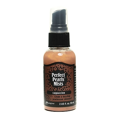 Ranger Perfect Pearl Mists Cappuccino 2 Oz. Bottle [Pack Of 3] (3PK-PPM31291)