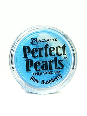 Ranger Perfect Pearls Powder Pigments Blue Raspberry Jar [Pack Of 6] (6PK-PPP30720)