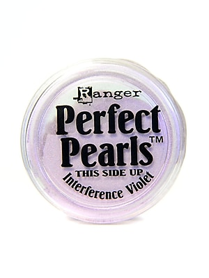 Ranger Perfect Pearls Powder Pigments Interference Violet Jar [Pack Of 6] (6PK-PPP17783)