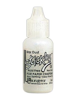 Ranger Stickles Glitter Glue Stardust 0.5 Oz. Bottle [Pack Of 6] (6PK-SGG20622)
