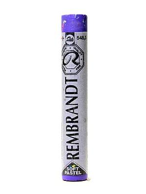 Rembrandt Soft Round Pastels Blue Violet 548.5 Each [Pack Of 4] (4PK-100515823)
