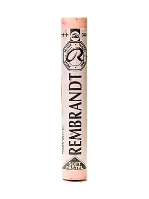 Rembrandt Soft Round Pastels Caput Mortuum Red 343.9 Each [Pack Of 4] (4PK-100515749)