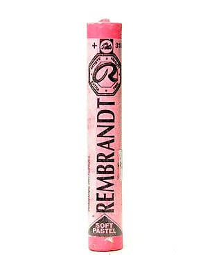 Rembrandt Soft Round Pastels Carmine 318.7 Each [Pack Of 4] (4PK-100515731)