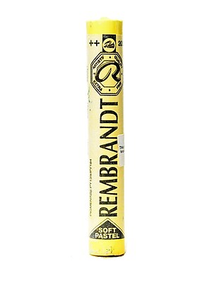 Rembrandt Soft Round Pastels Deep Yellow 202.7 Each [Pack Of 4] (4PK-100515696)