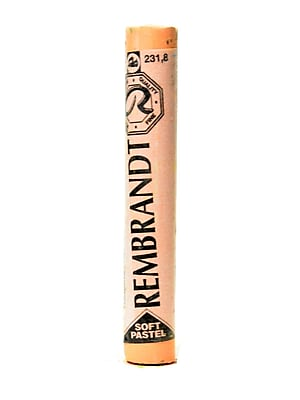 Rembrandt Soft Round Pastels Gold Ochre 231.8 Each [Pack Of 4] (4PK-100515712)