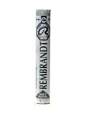 Rembrandt Soft Round Pastels Grey 704.7 Each [Pack Of 4] (4PK-100515869)