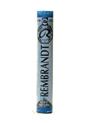 Rembrandt Soft Round Pastels Phthalo Blue 570.3 Each [Pack Of 4] (4PK-100515826)