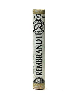 Rembrandt Soft Round Pastels Raw Umber 408.7 Each [Pack Of 4] (4PK-100515776)
