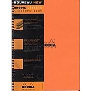 Rhodia 4 Color Book 9 In. X 11 3/4 In. Orange (193308)