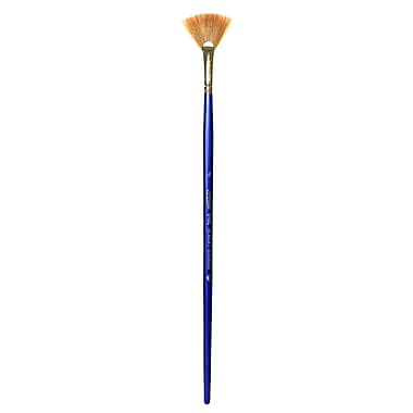 Robert Simmons Sapphire Series Synthetic Brushes Long Handle 4 Fan (215148004)