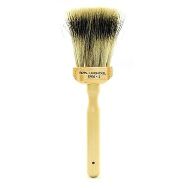 Royal And Langnickel Lw15 Badger Softener Brush 2 In. (LW15-2)
