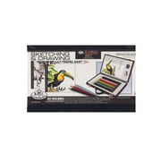 Royal  And  Langnickel Travel Easy Drawing And Sketching Set Drawing  And  Sketching Set [Pack Of 2] (2PK-RSET-DSSS7000)