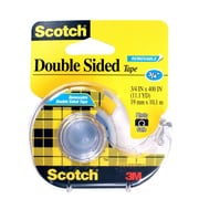 Scotch Removable Double-Sided Tape 3/4 In. X 600 In. Roll [Pack Of 4] (4PK-667)