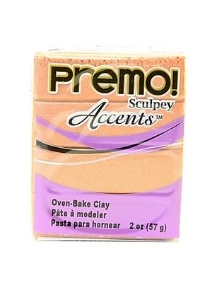 Sculpey Premo Premium Polymer Clay Copper 2 Oz. [Pack Of 5] (5PK-PE02-5067)