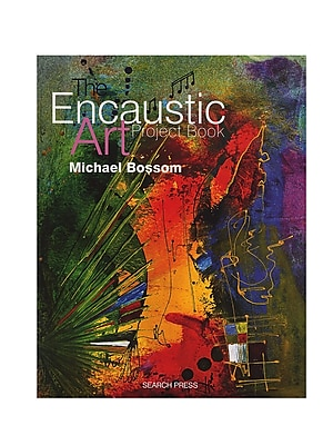 Search Press Encaustic Art Project Book Each (9780855329921)