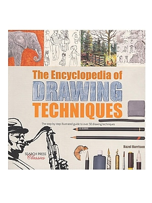 Search Press Encyclopedia Of Drawing Techniques Each (9781782212256)