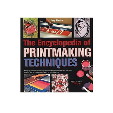 Search Press The Encyclopedia Of Printmaking Techniques Each (9781782211273)