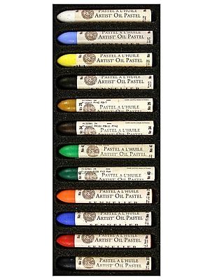 Sennelier Oil Pastel Sets Bright Colors (10-132520-120)