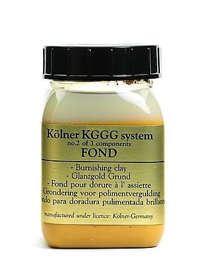Sepp Kolner Burnishing Clay For Gilding Ochre (KBO/100)