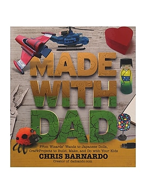 Skyhorse Publishing Made With Dad Each (9781632207227)
