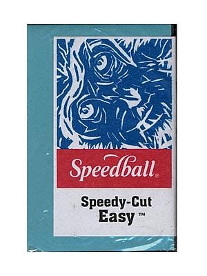 Speedball Speedy-Cut Easy Blocks 2 In. X 3 In. [Pack Of 12] (12PK-4200)