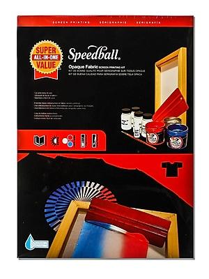 Speedball Super Value Opaque Screen Printing Kit Each (4519)