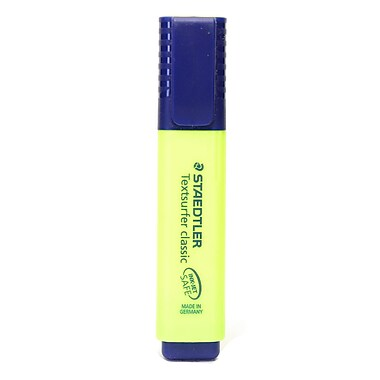 Staedtler Textsurfer Highlighters Yellow [Pack Of 20] (20PK-364-1)