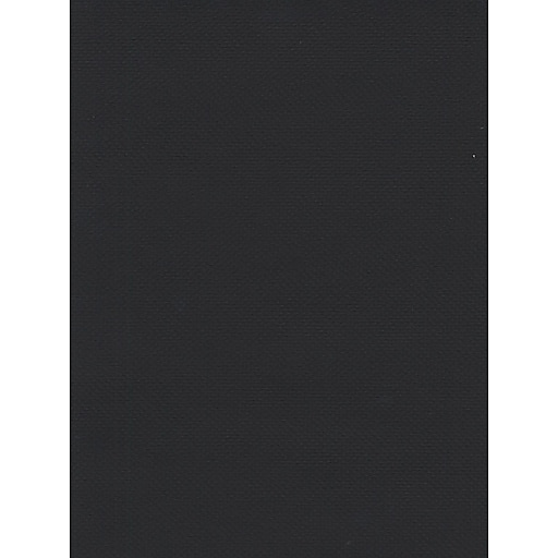 Strathmore 400 Series Textured Art Papers Toro Black [Pack Of 10] (10PK-107-110)