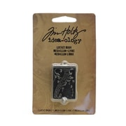 Tim Holtz Idea-Ology Findings Locket Book Each [Pack Of 2] (2PK-TH93076)