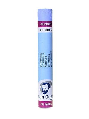 Van Gogh Oil Pastels Ultramarine 504.9 [Pack Of 6] (6PK-100516056)