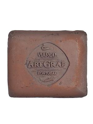 Viarco Artgraf Water Soluble Carbon Disc Brown Each (500539)