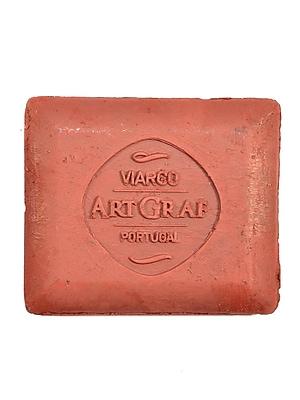 Viarco Artgraf Water Soluble Carbon Disc Sanguine Each (500473)