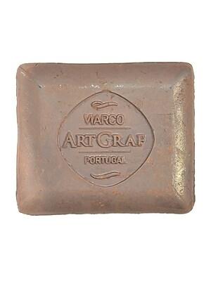 Viarco Artgraf Water Soluble Carbon Disc Sepia Each (500540)