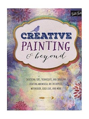 Walter Foster Creative Painting And Beyond Each (9781633220164)