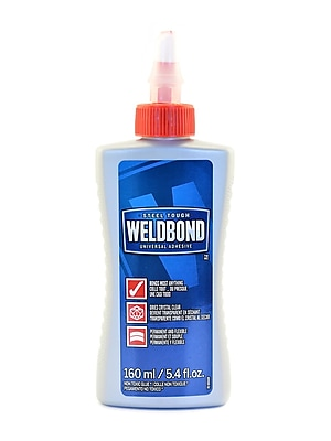 Weldbond Universal Adhesive 5.4 Oz. Bottle [Pack Of 6] (6PK-8-50160)