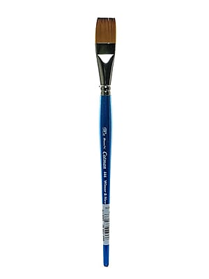 Winsor And Newton Cotman Water Colour Brushes 3/4 In. One Stroke Flat 666 (5306119)